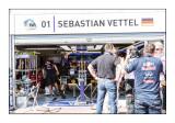 Vettel's car - F1 GP Monaco - 2375
