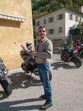 Sortie Moto le 7 sept 2014