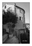 Biot - maison arrondie - 3978