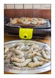 Crevettes au barbecue - 7345