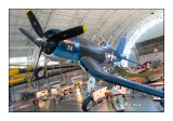 National Air and Space Museum - F4U-1D Corsair - 7441