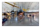National Air and Space Museum - Lockheed SR-71 A Blackbird - 7458