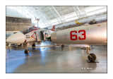 National Air and Space Museum - Phantom against Mig - 7555