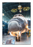 National Air and Space Museum - Space Shuttle - Discovery - 7561