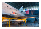 National Air and Space Museum - Space Shuttle - Discovery - 7574
