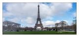 Panoramique - Paris - Tour Eiffel - Février 2016
