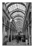 Paris - Galerie Vivienne in B&W - Février 2016 - 9283