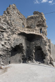 Diyarbakir Walls approaching Mardin Kapi september 2014 1078.jpg