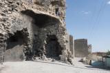 Diyarbakir Walls approaching Mardin Kapi september 2014 1079.jpg