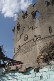Diyarbakir Walls Yedi Karseh Tower september 2014 1087.jpg