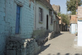 Diyarbakir Walls approaching Mardin Kapi september 2014 1089.jpg