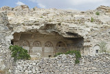 Cappadocia Urgup Partly collapsed rock church september 2014 1696.jpg
