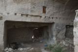 Cappadocia Urgup Partly collapsed rock church september 2014 1736.jpg