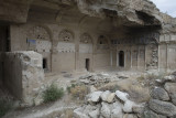 Cappadocia Urgup Partly collapsed rock church september 2014 1739.jpg