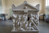 Kayseri Archaeological Museum Hercules Sarcophagus september 2014 2275.jpg