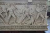 Kayseri Archaeological Museum Hercules Sarcophagus september 2014 2276.jpg