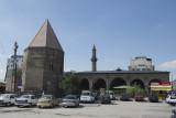 The Emir Han Camii and Türbe