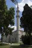 Istanbul Suleymaniye Mosque Garden area 2015 1208.jpg