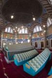 Istanbul Suleymaniye Mosque Grave Suleyman 2015 1258.jpg