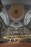 Istanbul Suleymaniye Mosque Interior 2015 1301.jpg