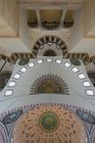 Istanbul Suleymaniye Mosque Interior 2015 1305.jpg
