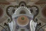 Istanbul Suleymaniye Mosque Interior 2015 1310.jpg