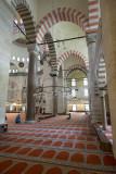 Istanbul Suleymaniye Mosque Interior 2015 1313.jpg