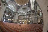 Istanbul Suleymaniye Mosque Interior 2015 1314.jpg