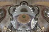 Istanbul Suleymaniye Mosque Interior 2015 1319.jpg