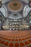 Istanbul Suleymaniye Mosque Interior 2015 1325.jpg