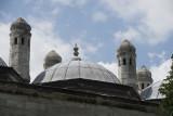 Istanbul Suleymaniye Mosque Outside area 2015 1207.jpg