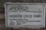 Hürrem Çavuş Camii by Sinan