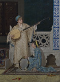 Orientalist paintings
