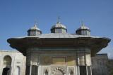 Istanbul Fountain of Sultan Ahmet III december 2015 5512.jpg