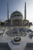 Istanbul Marmara University Faculty of Theology Mosque december 2015 5773.jpg