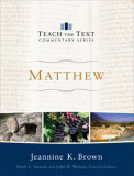 Teach the text Matthew