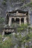Fethiye Rock graves 2016 6923.jpg