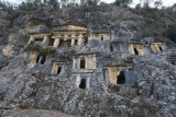 Pinara rock graves