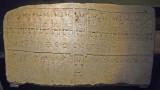 Andriake Museum Votive stele 12 gods Museum Votive stele October 2016 0322.jpg