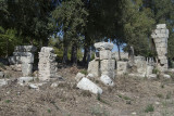 Perge New excavation area October 2016 9481.jpg