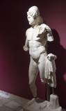 Antalya Museum Dioscuros statue October 2016 9691.jpg