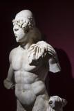 Antalya Museum Dioscuros statue October 2016 9692.jpg