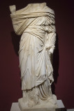 Antalya Museum Dressed woman statue October 2016 9676.jpg