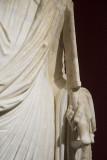 Antalya Museum Dressed woman statue October 2016 9680.jpg