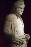 Antalya Museum Priest statue October 2016 9616.jpg