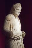 Antalya Museum Priest statue October 2016 9617.jpg