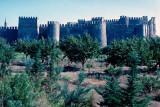 Anamur Castle view
