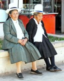 Elders, Cuzco, Peru