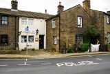 Police Station in Howarth Bronte Country
