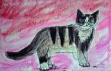 Cheeky Cat Art